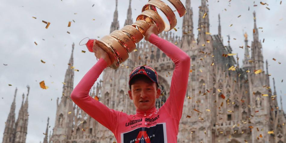 Perfil: Tao, de vendedor de bicicletas a campeón del Giro de Italia