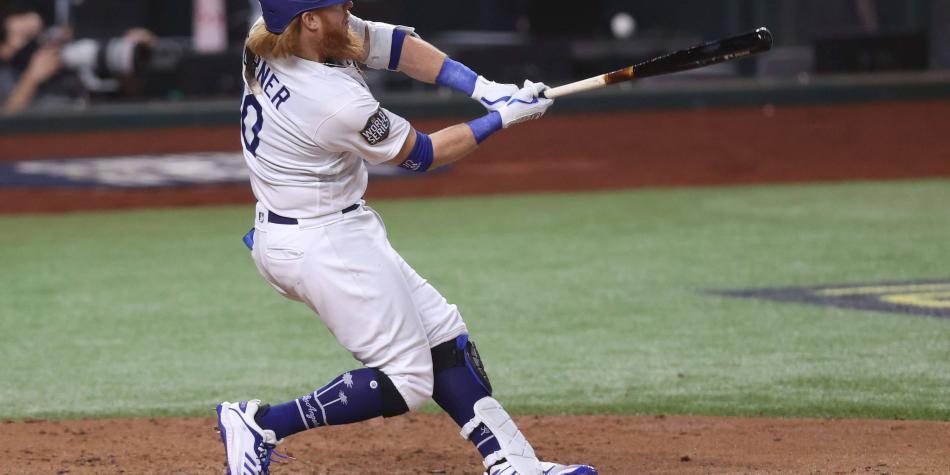 Jugador de Dodgers actuó en sexto juego de la Serie Mundial con covid