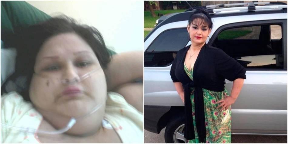 El sorprendente cambio extremo de la mujer más obesa del mundo