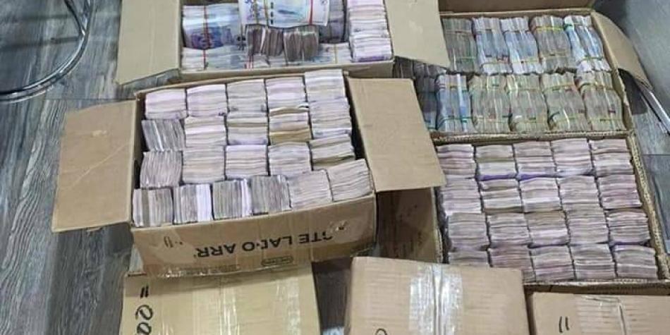 En Cali piden plata de crédito a Avianca y la decomisada en caletas
