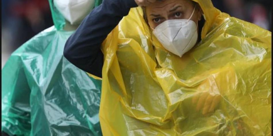 Lluvias en Colombia: vías peligrosas y lo que recomienda el Ideam