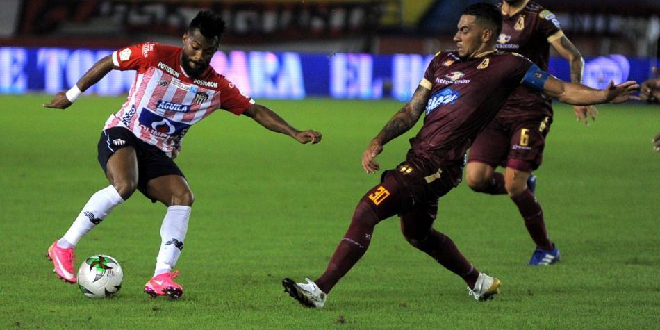 Tolima busca estadio para enfrentar a Junior el domingo