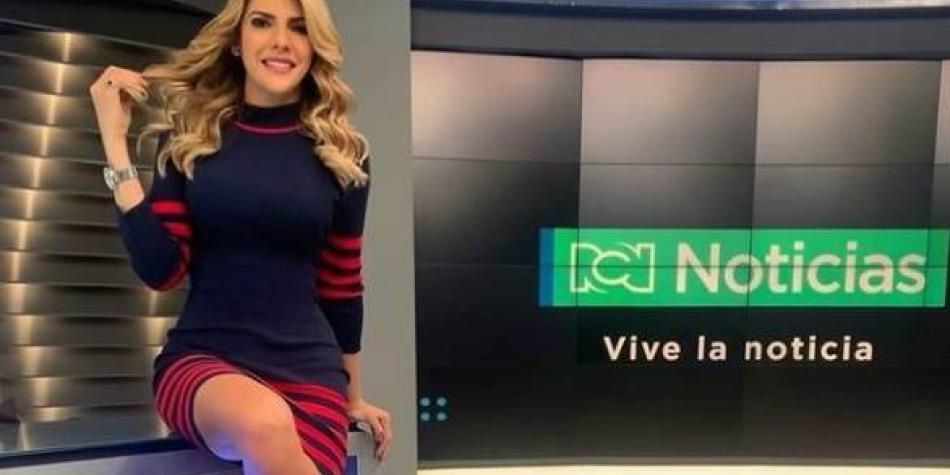 La presentadora Ana Karina ya no estará en 'Entretenimiento RCN'