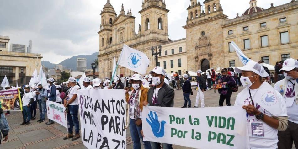 Atentan contra desmovilizado de las Farc en Algeciras, Huila