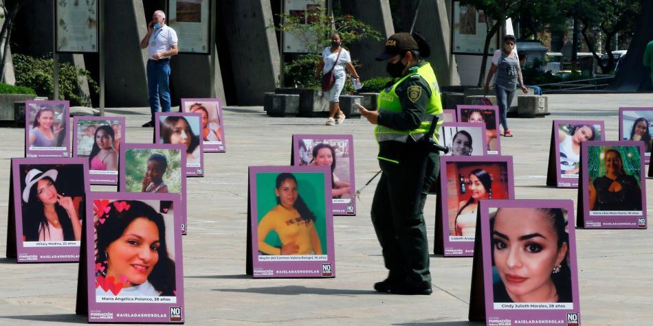 Organizaciones piden una Antioquia más segura para las mujeres