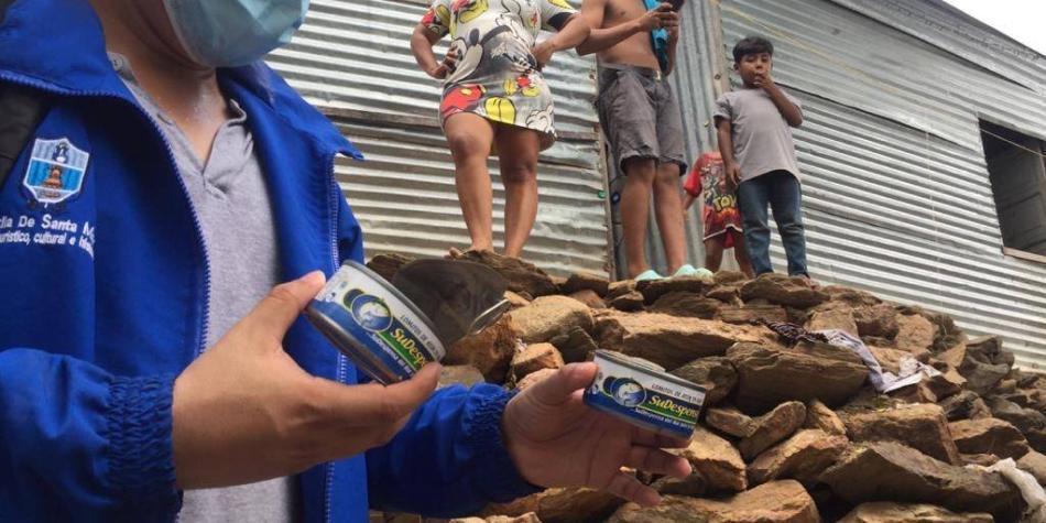 Investigan denuncia sobre atún con gusanos en PAE de Santa Marta