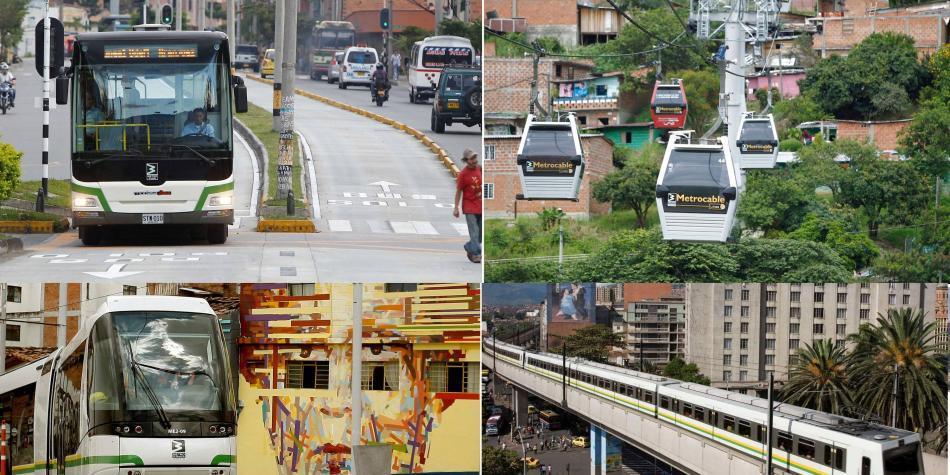 25 datos curiosos que quizá no sabía del Metro de Medellín