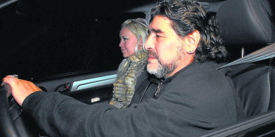 Maradona: fuerte acusación de sus hijas Gianinna y Jana