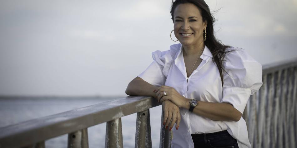 Arena del Río anuncia a Tatyana Orozco como su nueva presidenta
