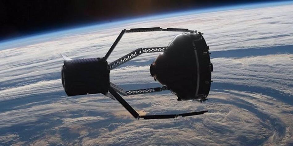 La ESA adquiere la primera misión para retirar basura espacial