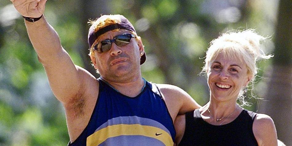 La cruda confesión de exesposa de Maradona sobre la muerte del '10'