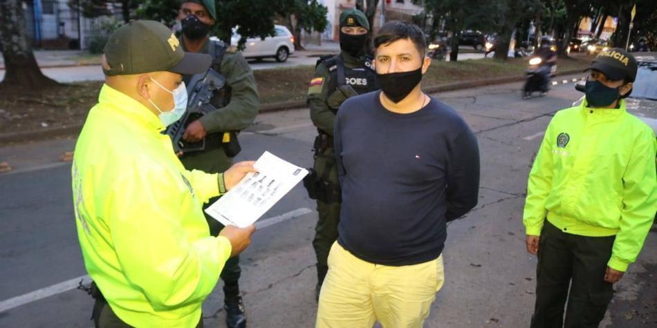 Cayó en Cali uno de los más buscados por justicia de Ecuador - Cali -  Colombia - ELTIEMPO.COM