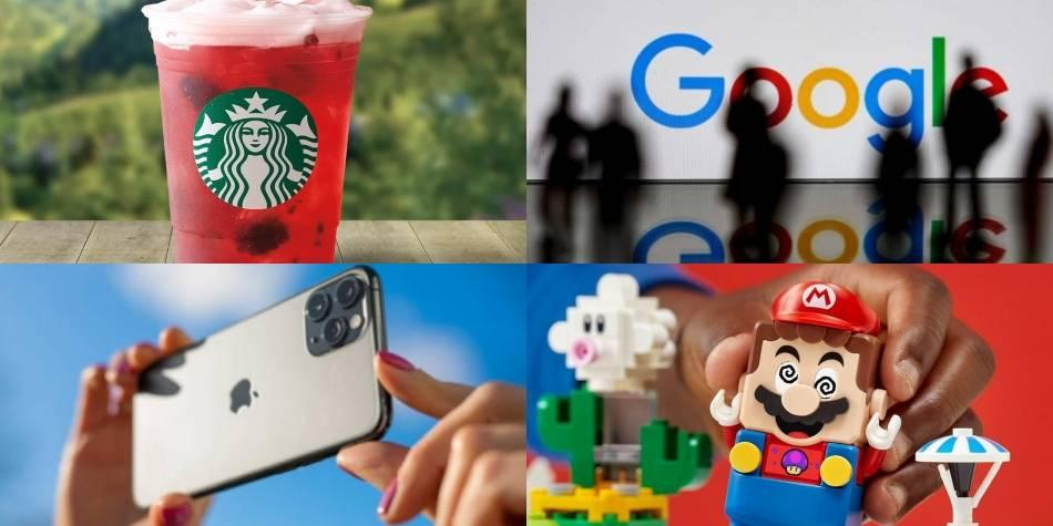 Apple, Mango y el curioso origen de los nombres de marcas poderosas