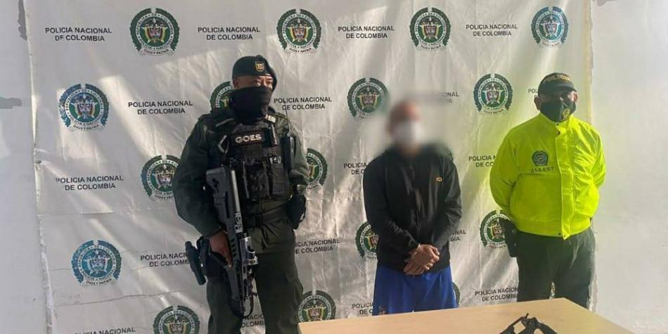 Gabriel alejandro Bejarano fue detenido como presunto autor de masacre
