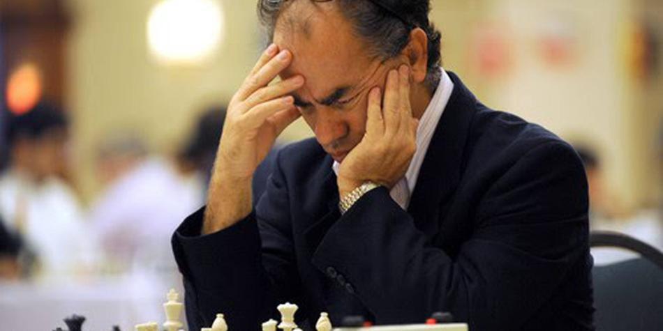 Luto en el ajedrez colombiano: muere el Gran Maestro Gildardo García
