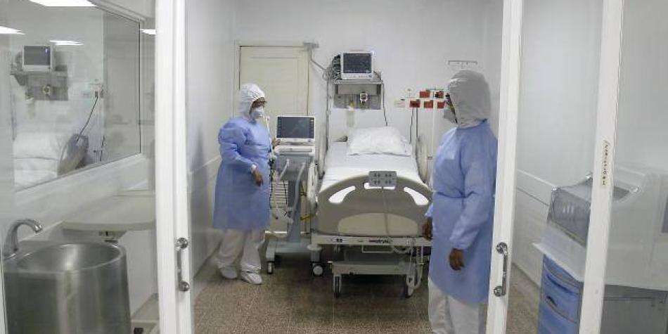 Las UCI de Barranquilla están recibiendo pacientes remitidos de Bogotá
