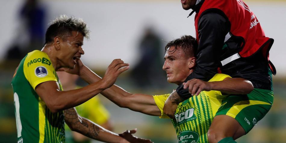Defensa y Justicia jugará la final de la Suramericana con Lanús