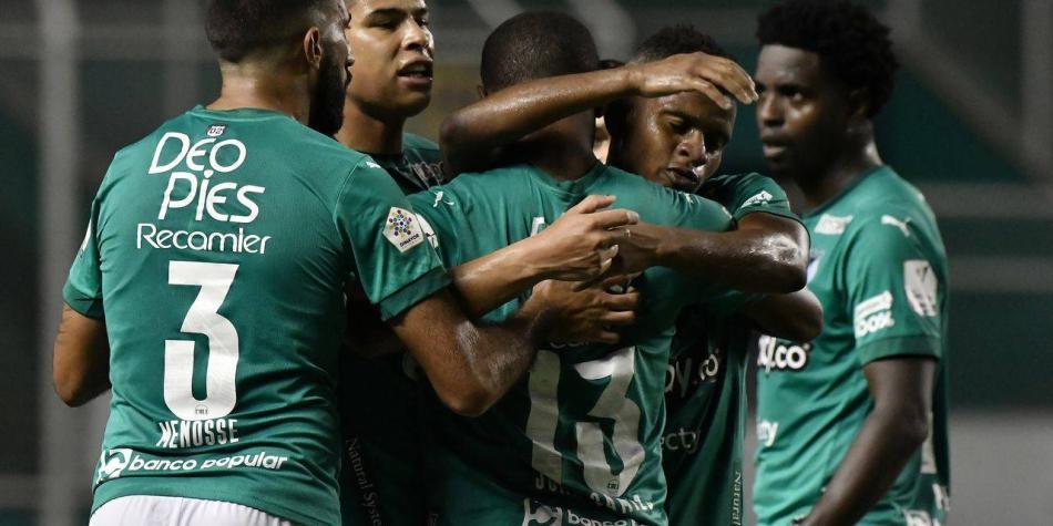 Con golazo de Angulo, Deportivo Cali venciò a Jaguares