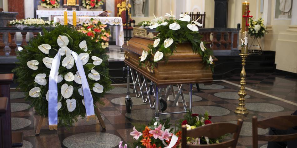 Polémica por masivo sepelio de mototaxista asesinado en Atlántico
