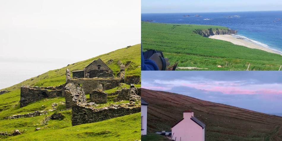 Buscan cuidadores para una isla paradisíaca en Irlanda