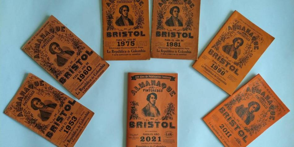 Almanaque Bristol: oráculo de la cultura popular, mira lo virtual