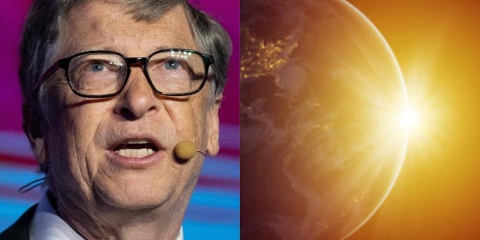 El sorprendente proyecto para 'atenuar' el Sol que respalda Bill Gates