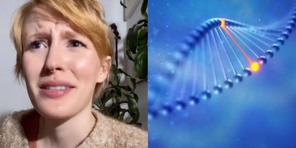 Le regalaron prueba de ADN y descubrió que es hija de multimillonario