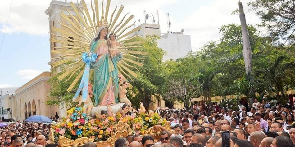 Por la pandemia, fiestas de 'La Vieja Mello' en Riohacha son virtuales