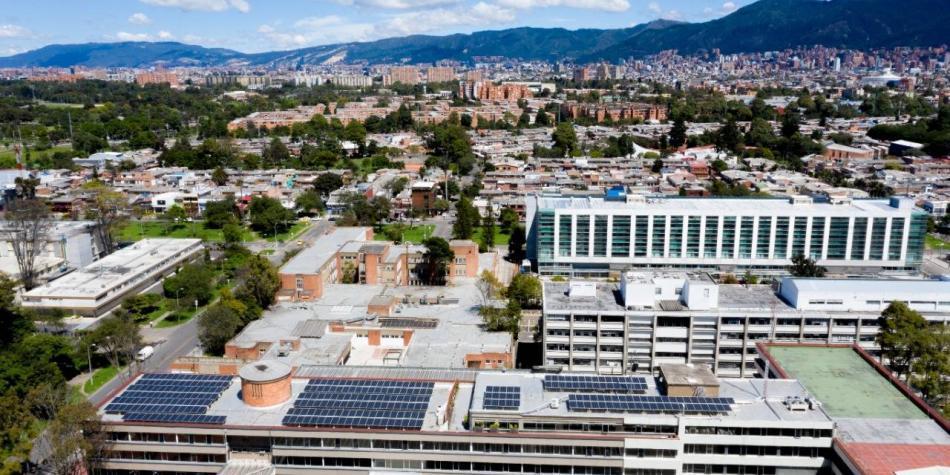 Los paneles solares darán el 40% de energía en edificios de Minminas