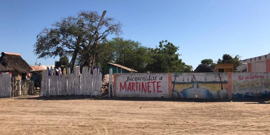 Martinete, el pueblo de Magdalena que vive sin luz hace 120 años