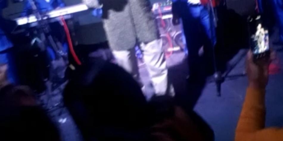 Video: indignación por concierto de música popular en plena cuarentena