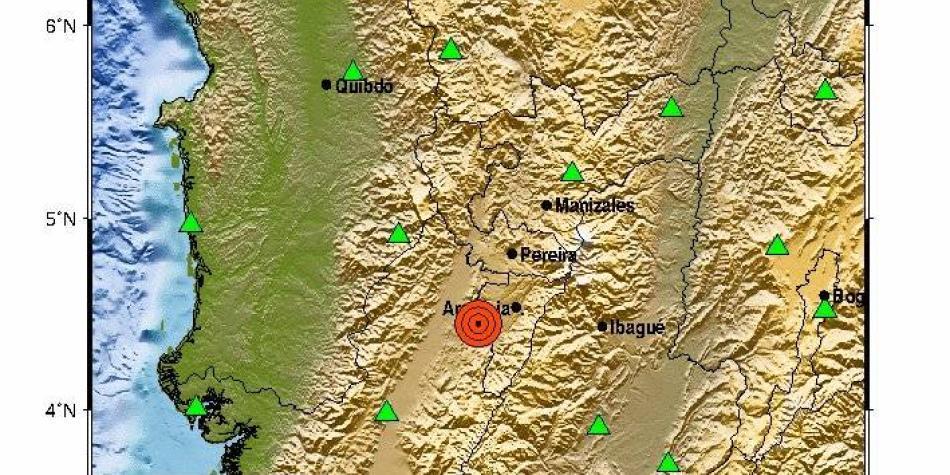 ¿Lo sintió? Fuerte sismo generó pánico y sacudió al Valle del Cauca