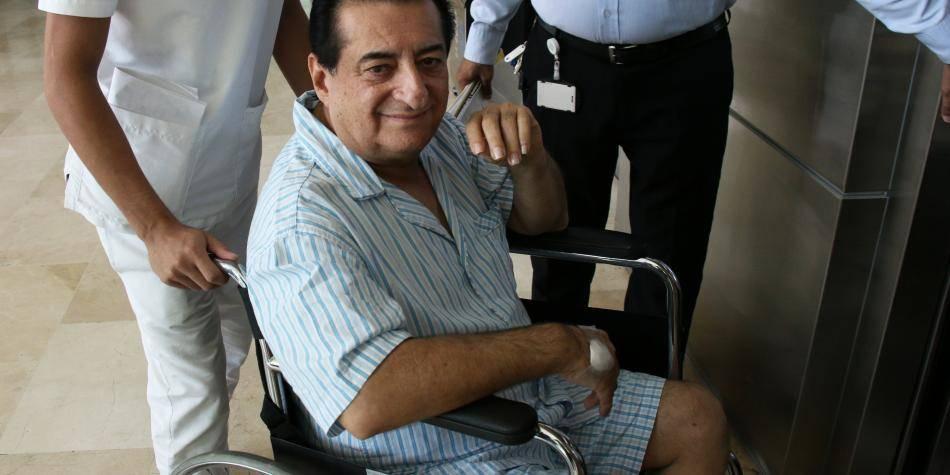 Habla médico que atiende al cantante Jorge Oñate y aclara dudas