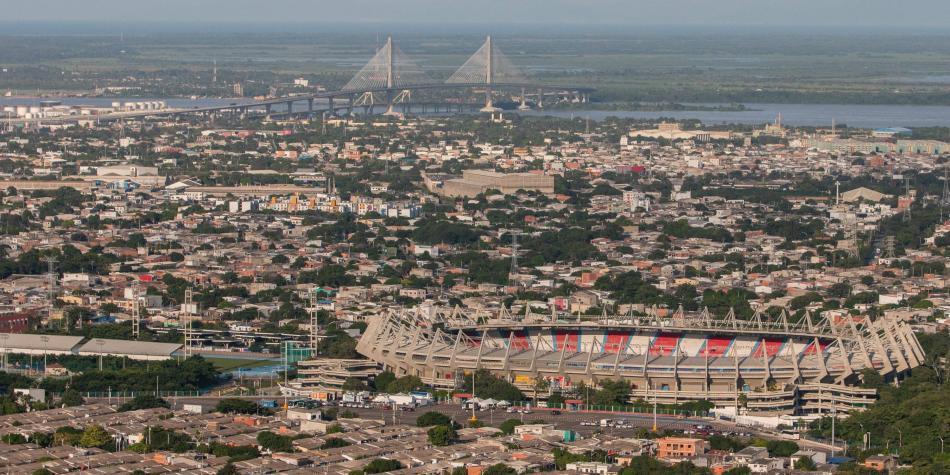 Hombre desarmó a un atracador y lo mató en Barranquilla