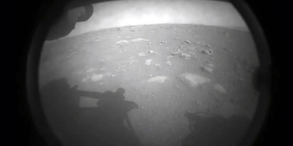 Estas son las imágenes que se conocen del róver Perseverance en Marte