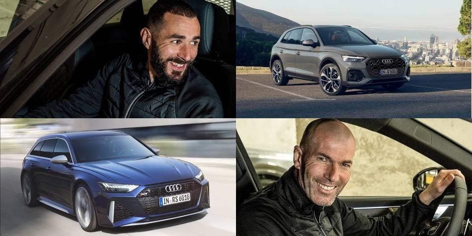 Los carrazos que estrenarán las estrellas del Real Madrid