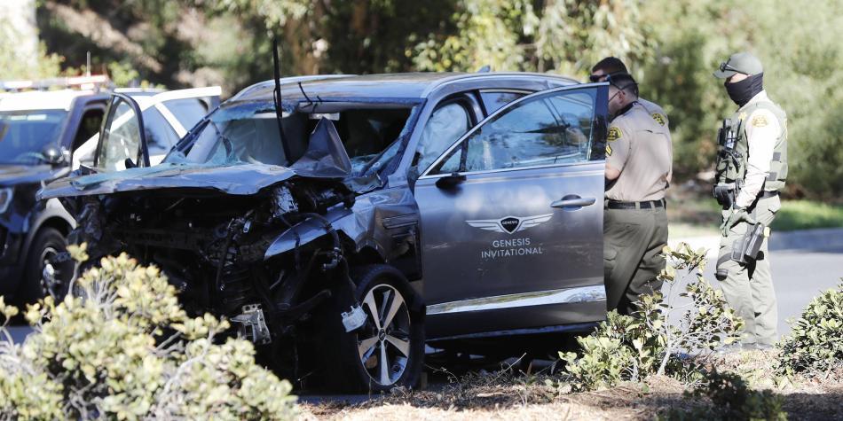 Tiger Woods: nuevo testimonio en la investigación de su accidente