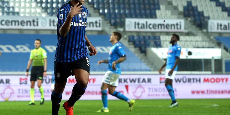 Vea el pase de Muriel, la 'tocata' de Atalanta y el gol de Malinovskiy