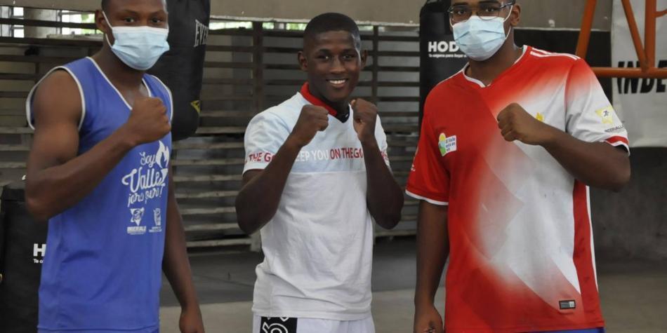 Boxeadores del Valle ahora entrenan en el coliseo María Isabel Urrutia