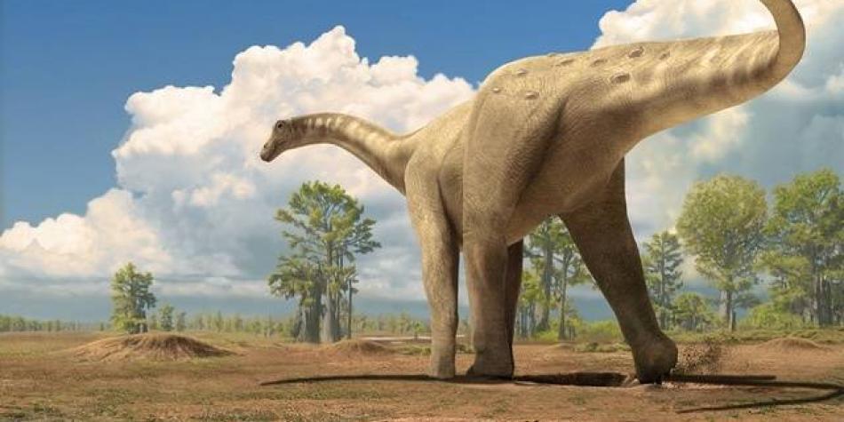 Descubren en la Patagonia el titanosaurio más antiguo del mundo