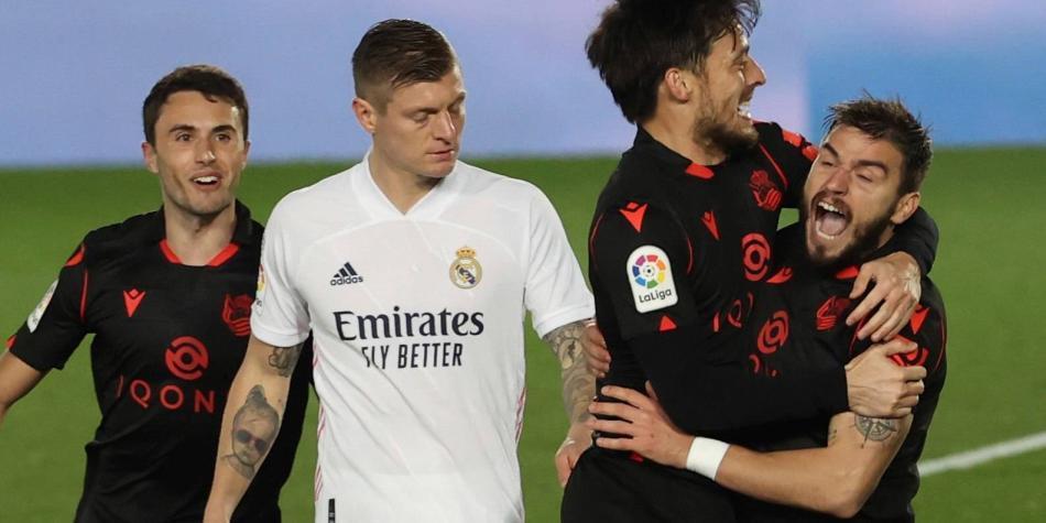 Real Madrid perdió una gran oportunidad antes del derbi