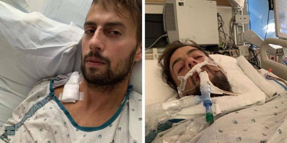 Habla Ryan Fisher, el cuidador de perros de Lady Gaga que fue atacado
