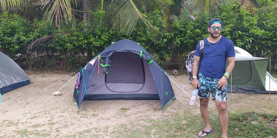 Tragedia de turista bogotano: se ahogó en paseo familiar en el Tayrona