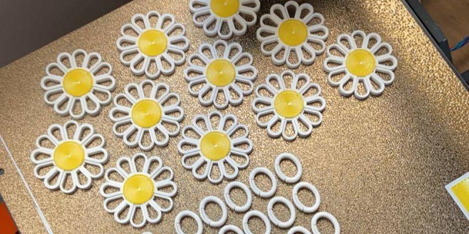 Crean accesorios en impresoras 3D con materiales a base de maíz