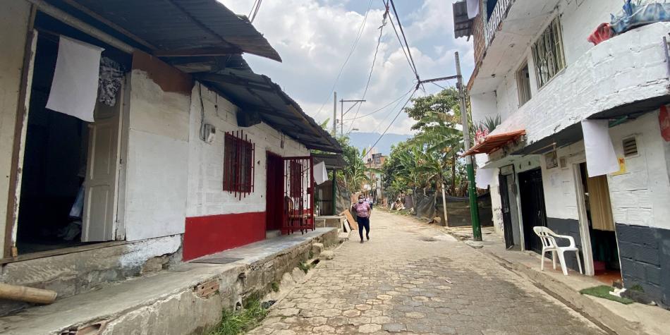 El Morro de Moravia en Medellín continuará siendo refugio humanitario
