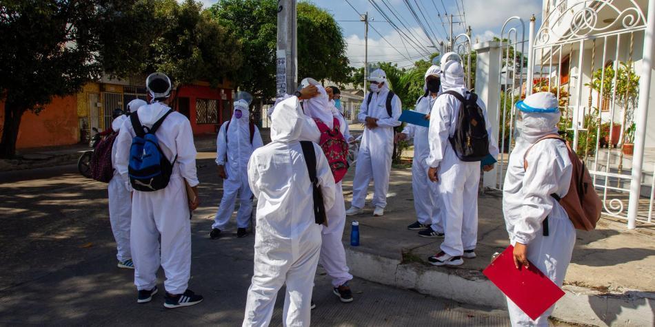 El abecé de medidas contra el covid en Barranquilla para Semana Santa