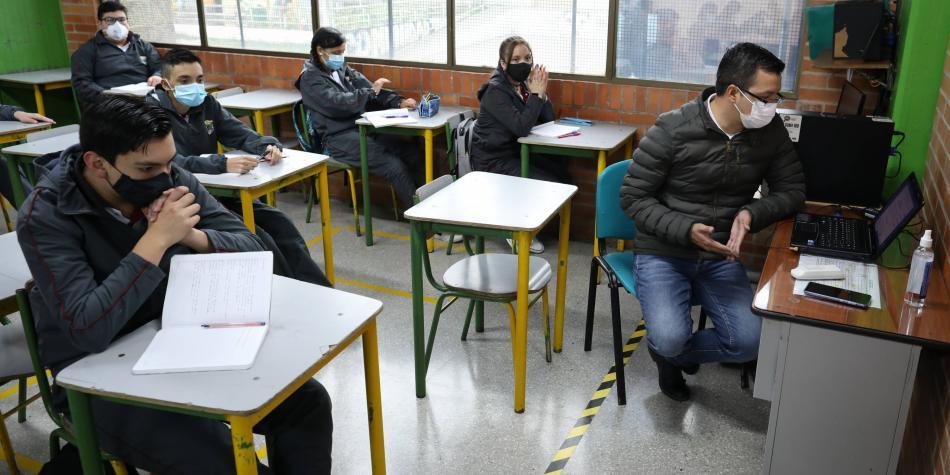 La educación retrocedería en el país por la pandemia