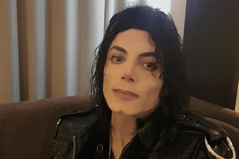 Sergio Cortés, el increíble doble exacto de Michael Jackson