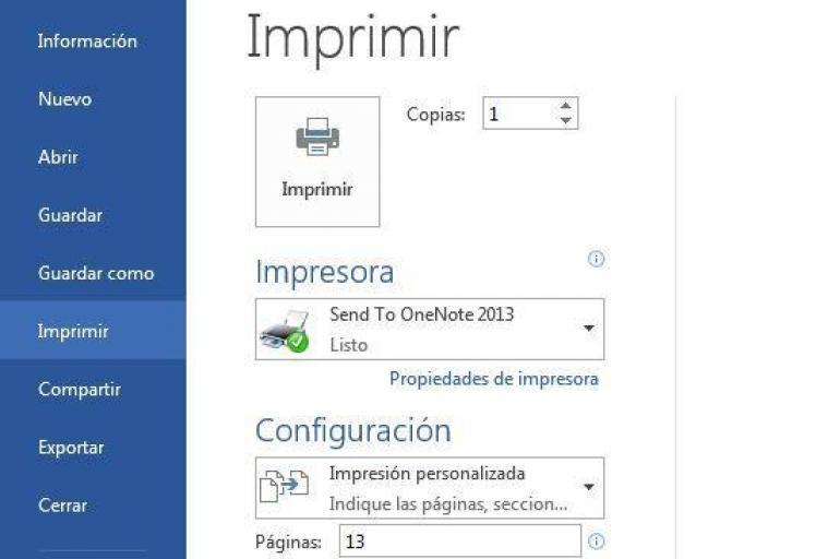 Comandos de Microsoft Word 2