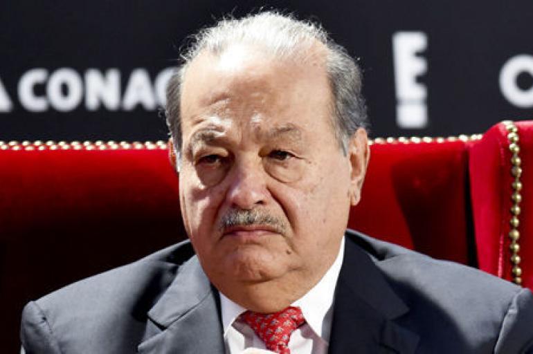 'Carlos Slim es un magnate de estilo campechano'